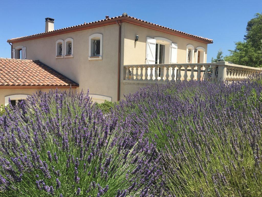 Maison de vacances Luxusvilla mit Jacuzzi in Montbrun-des-Corbieres (2542394), Azille, Aude intérieur, Languedoc-Roussillon, France, image 35