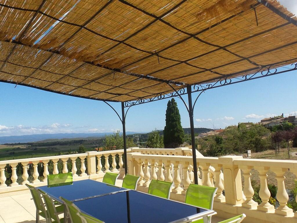 Maison de vacances Luxusvilla mit Jacuzzi in Montbrun-des-Corbieres (2542394), Azille, Aude intérieur, Languedoc-Roussillon, France, image 20