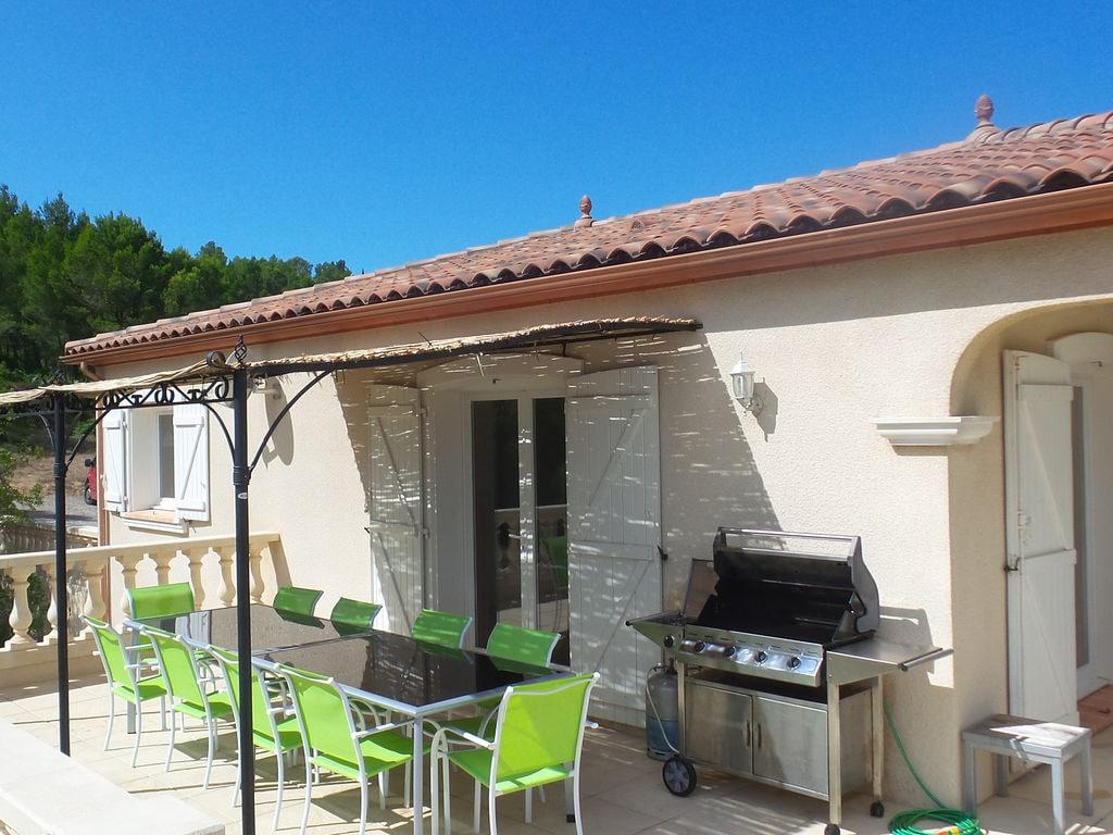 Maison de vacances Luxusvilla mit Jacuzzi in Montbrun-des-Corbieres (2542394), Azille, Aude intérieur, Languedoc-Roussillon, France, image 21