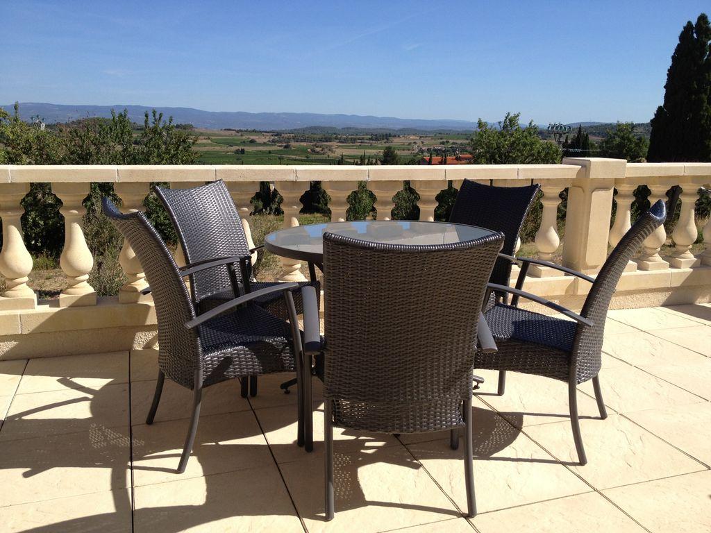 Maison de vacances Luxusvilla mit Jacuzzi in Montbrun-des-Corbieres (2542394), Azille, Aude intérieur, Languedoc-Roussillon, France, image 23