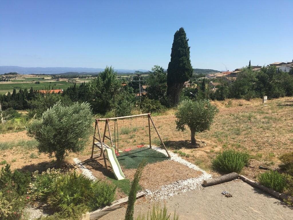 Maison de vacances Luxusvilla mit Jacuzzi in Montbrun-des-Corbieres (2542394), Azille, Aude intérieur, Languedoc-Roussillon, France, image 25