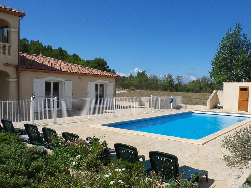 Maison de vacances Luxusvilla mit Jacuzzi in Montbrun-des-Corbieres (2542394), Azille, Aude intérieur, Languedoc-Roussillon, France, image 5