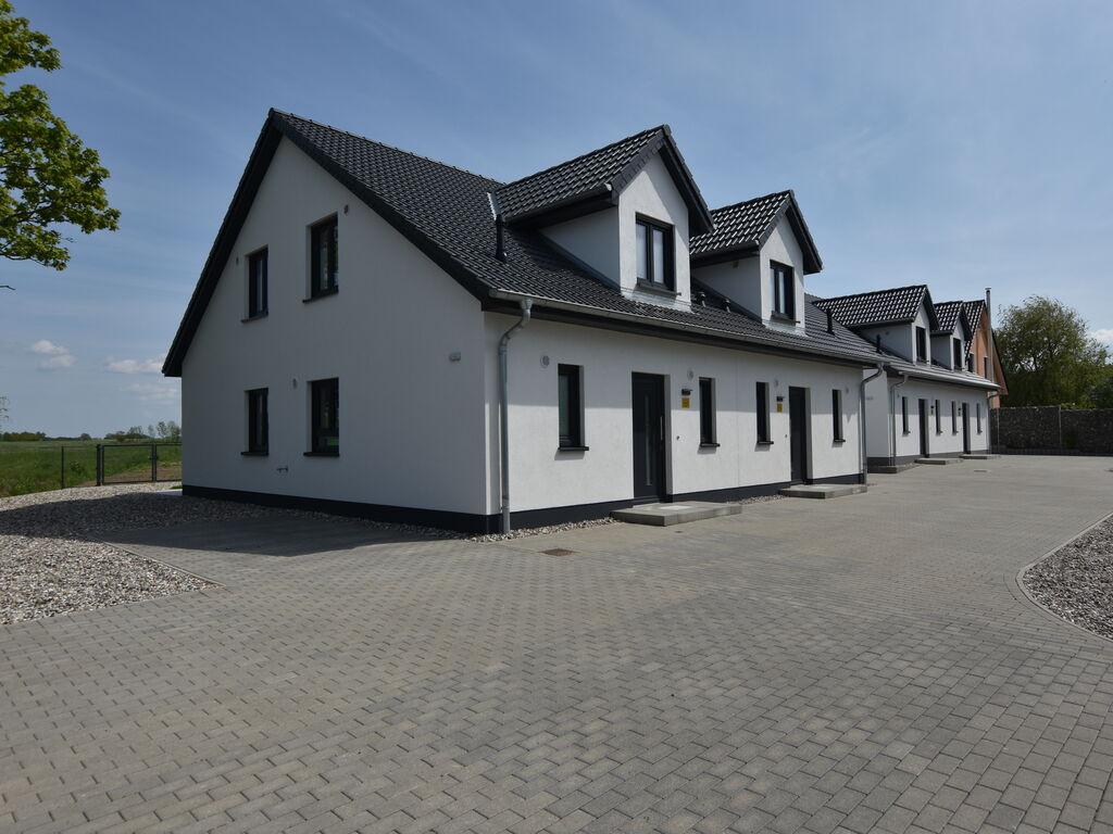 Ferienanlage Wildrose 4 Häuser in Kühlun Ferienhaus an der Ostsee