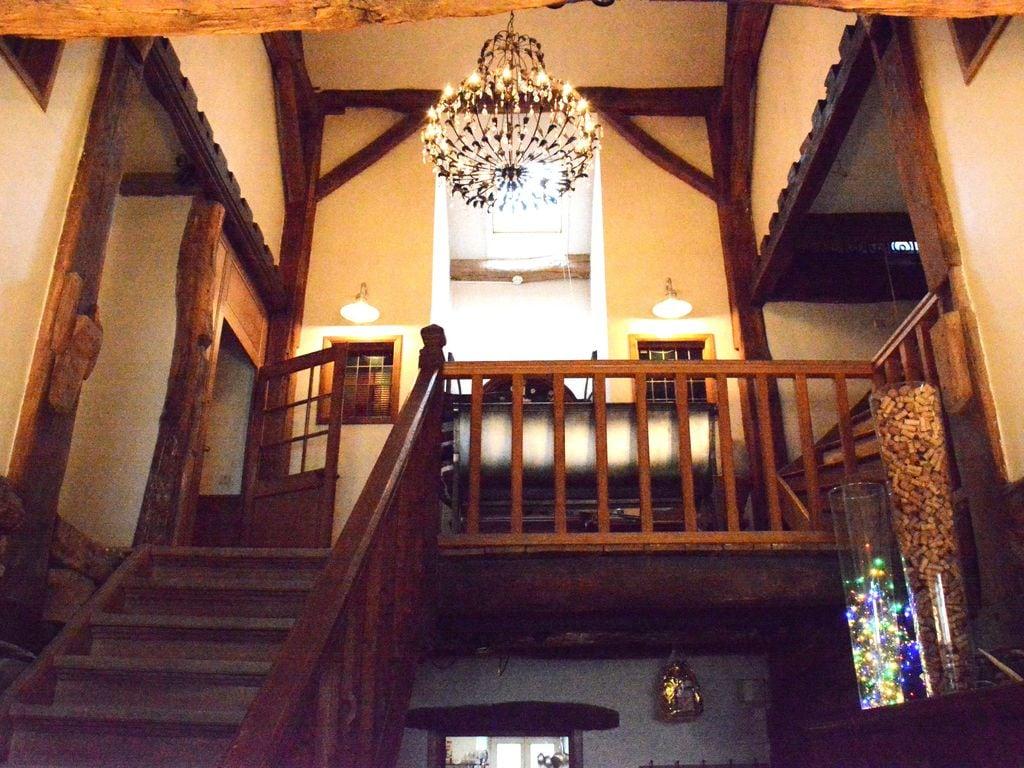 Ferienhaus Geräumiges Ferienhaus in Bièvre mit Sauna (2566997), Bièvre, Namur, Wallonien, Belgien, Bild 14