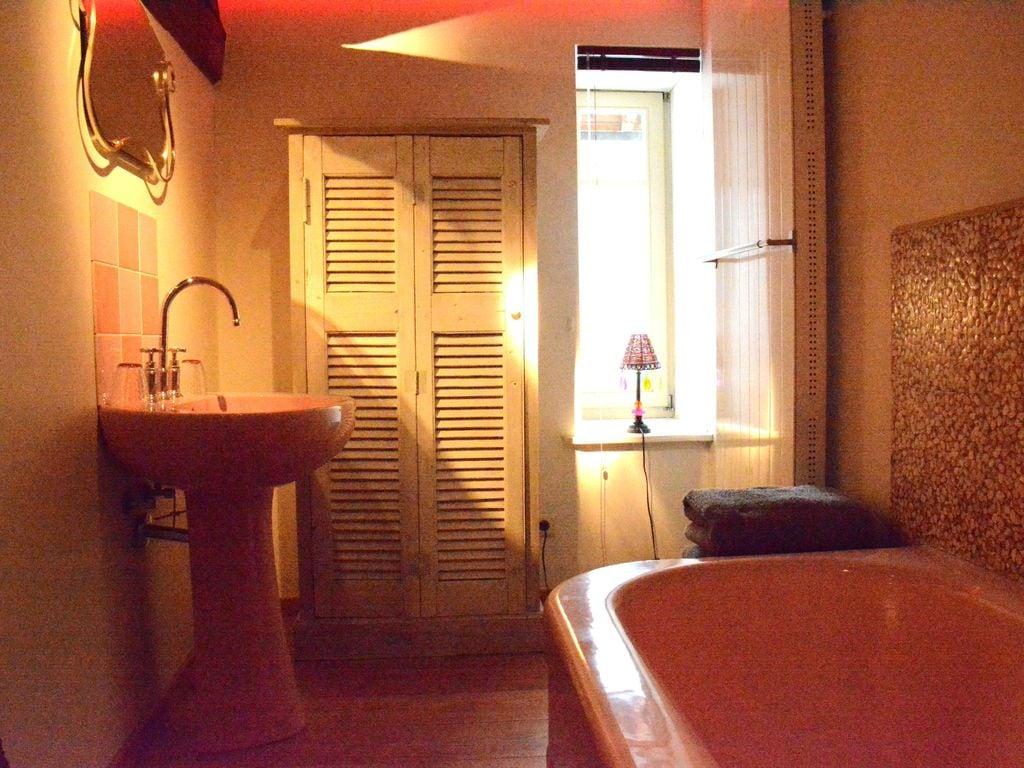 Ferienhaus Geräumiges Ferienhaus in Bièvre mit Sauna (2566997), Bièvre, Namur, Wallonien, Belgien, Bild 24