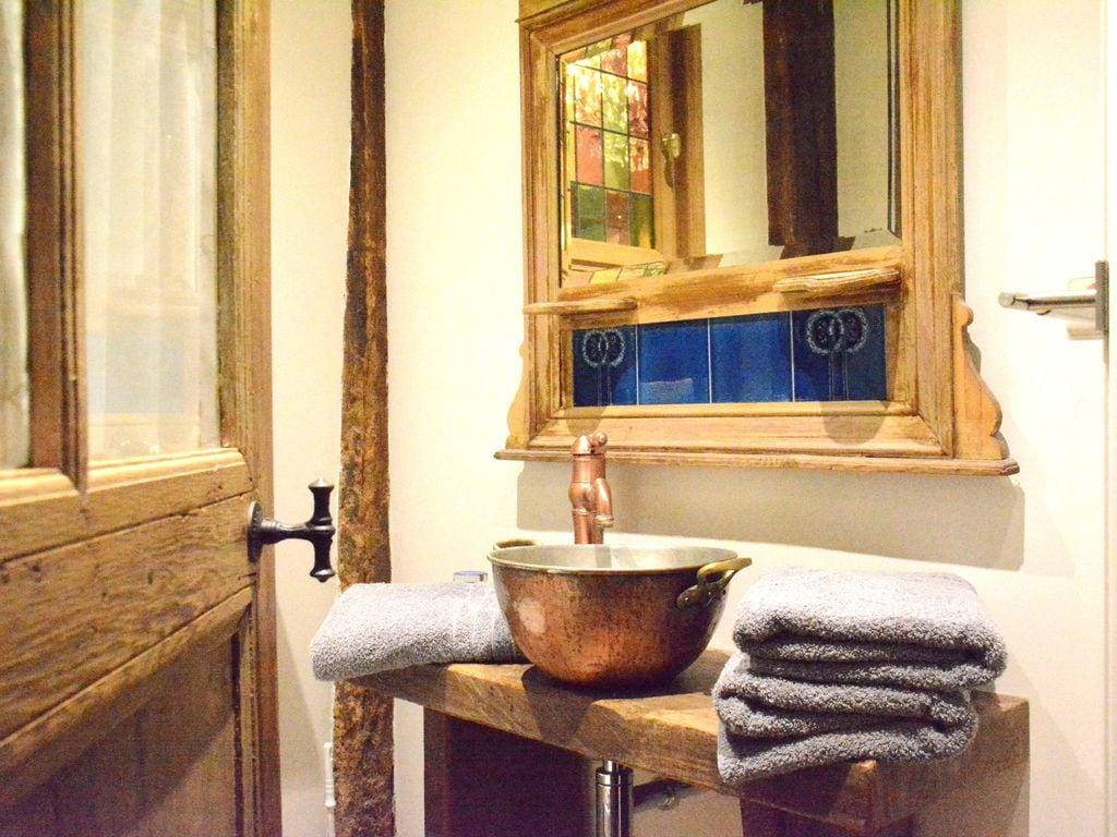Ferienhaus Geräumiges Ferienhaus in Bièvre mit Sauna (2566997), Bièvre, Namur, Wallonien, Belgien, Bild 25