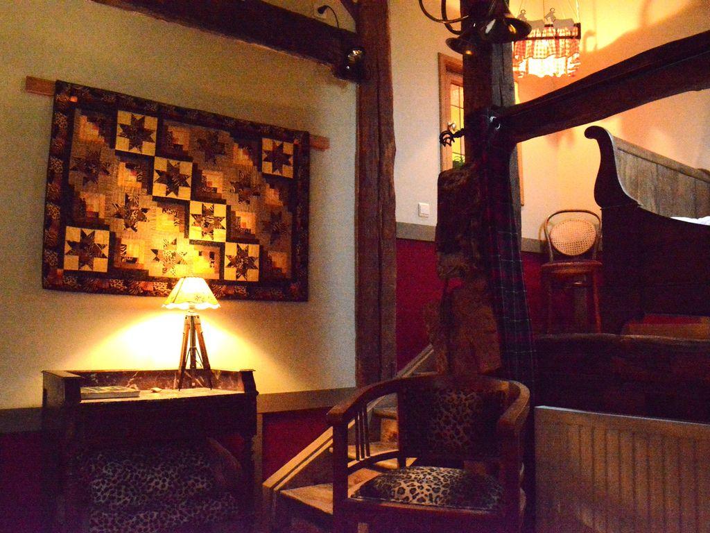 Ferienhaus Geräumiges Ferienhaus in Bièvre mit Sauna (2566997), Bièvre, Namur, Wallonien, Belgien, Bild 19