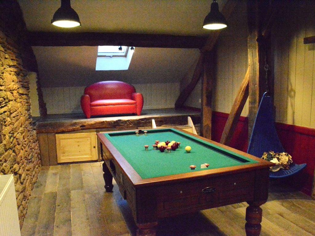 Ferienhaus Geräumiges Ferienhaus mit Terrasse in Bièvre (2556640), Bièvre, Namur, Wallonien, Belgien, Bild 14