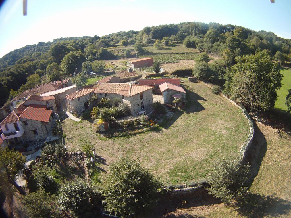 Casas Ribiera Sacra Ferienhaus  Galizien