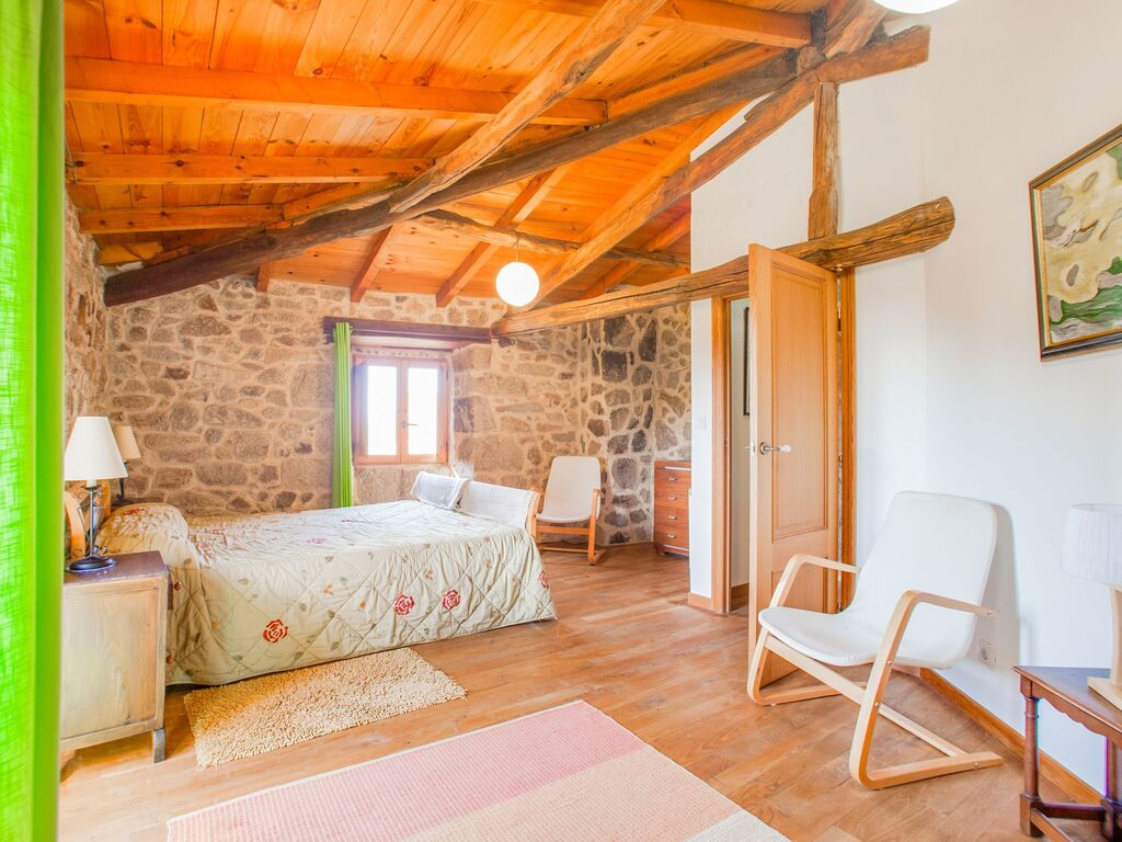 Ferienhaus Modernes Ferienhaus in Castrotañe mit Garten (2551265), Panton, Lugo, Galicien, Spanien, Bild 14
