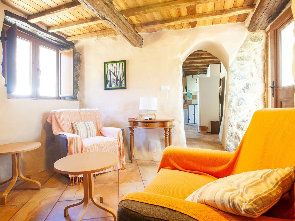 Ferienhaus Modernes Ferienhaus in Castrotañe mit Garten (2551265), Panton, Lugo, Galicien, Spanien, Bild 32