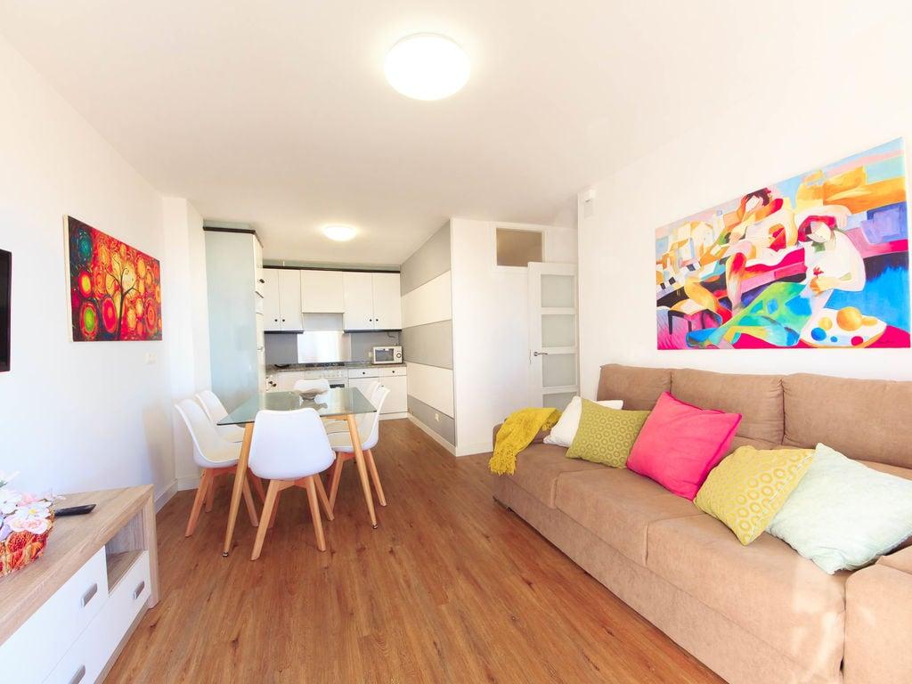 Ferienwohnung Komfortable Ferienwohnung mit Terrasse in Sanxenxo (2557983), Portonovo, Rias Bajas, Galicien, Spanien, Bild 2