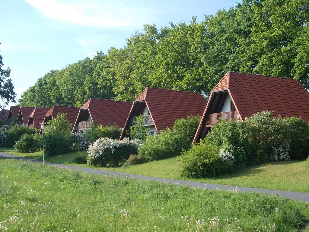 XL 5 Häuser in kleiner Parkanlage Ferienhaus an der Ostsee