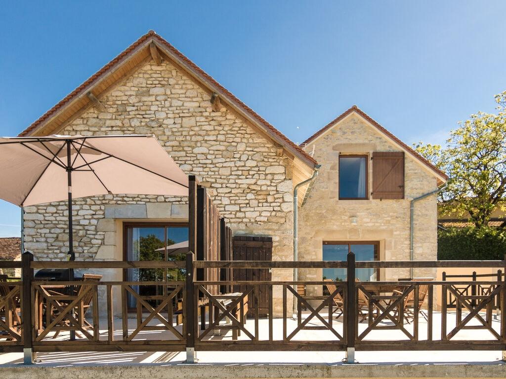 Les Truffiers Ferienhaus in Frankreich