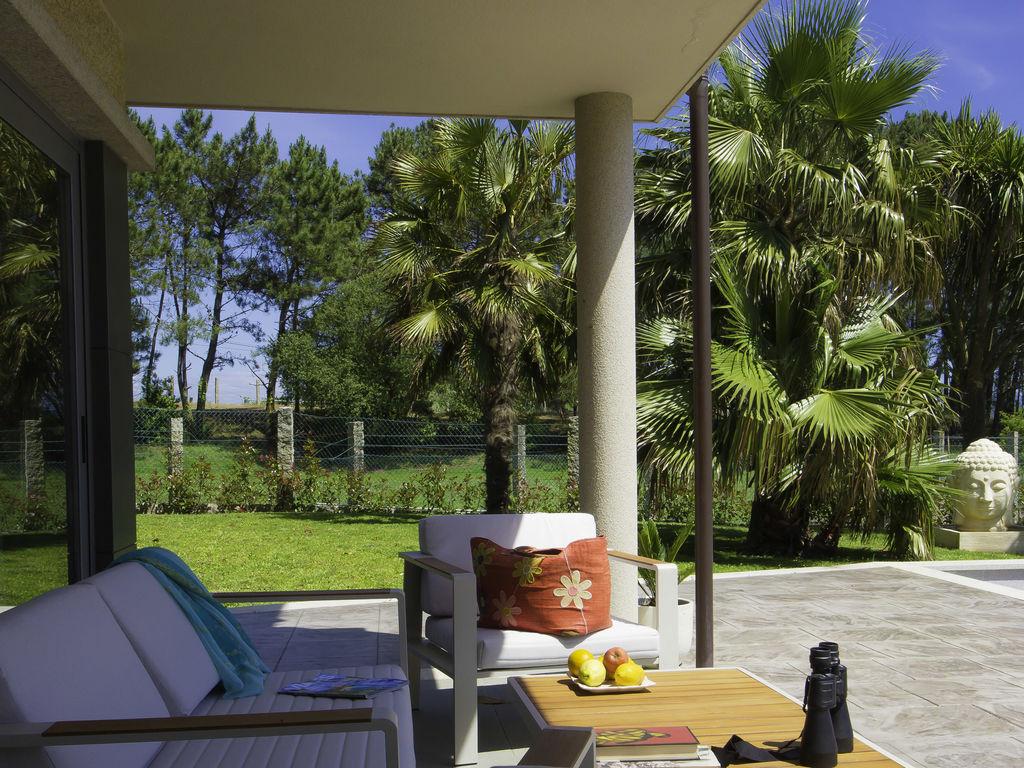 Ferienhaus Luxuriöses Ferienhaus mit Swimmingpool in Sanxenxo, Galicien (2571386), Adina, Rias Bajas, Galicien, Spanien, Bild 5