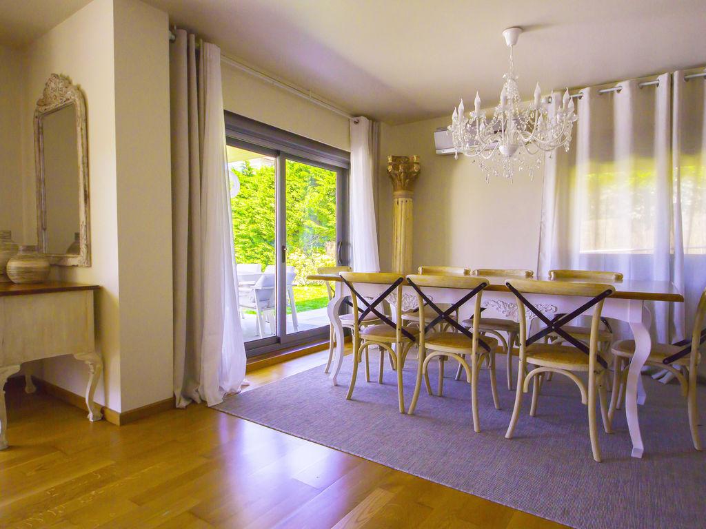 Ferienhaus Luxuriöses Ferienhaus mit Swimmingpool in Sanxenxo, Galicien (2571386), Adina, Rias Bajas, Galicien, Spanien, Bild 8