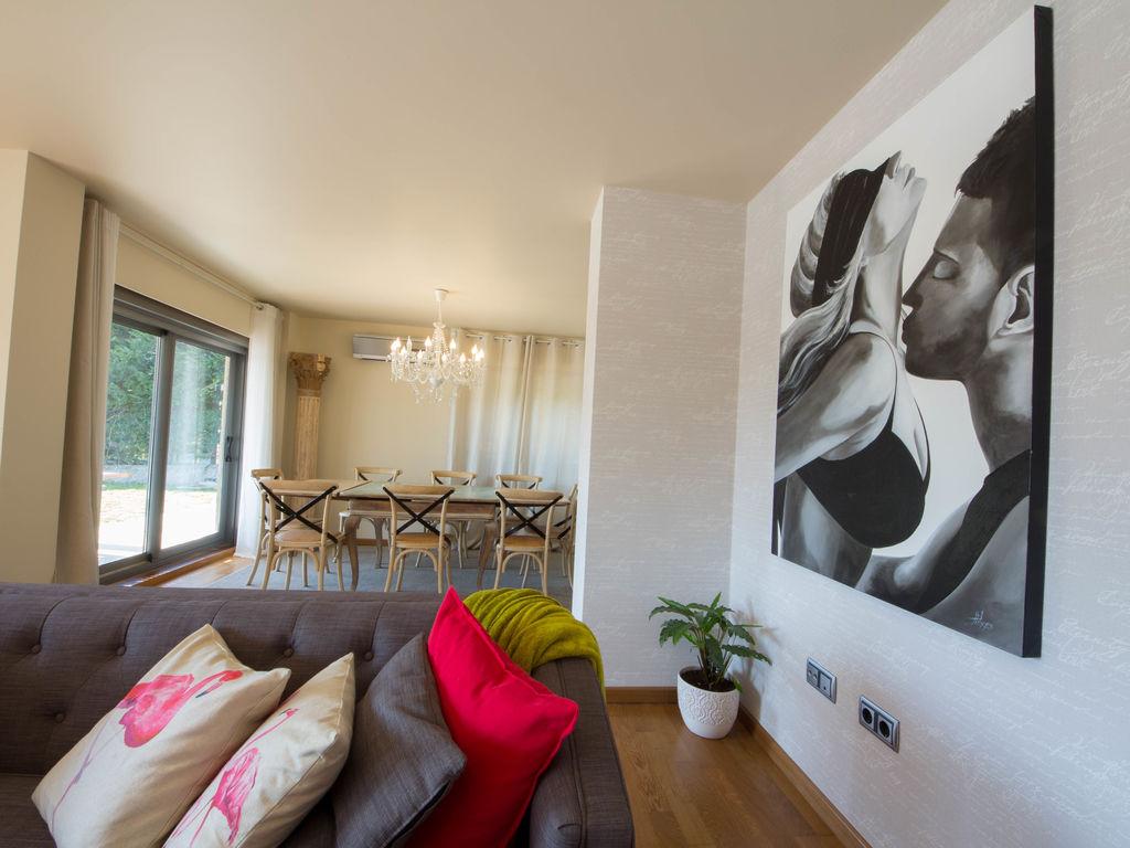 Ferienhaus Luxuriöses Ferienhaus mit Swimmingpool in Sanxenxo, Galicien (2571386), Adina, Rias Bajas, Galicien, Spanien, Bild 35