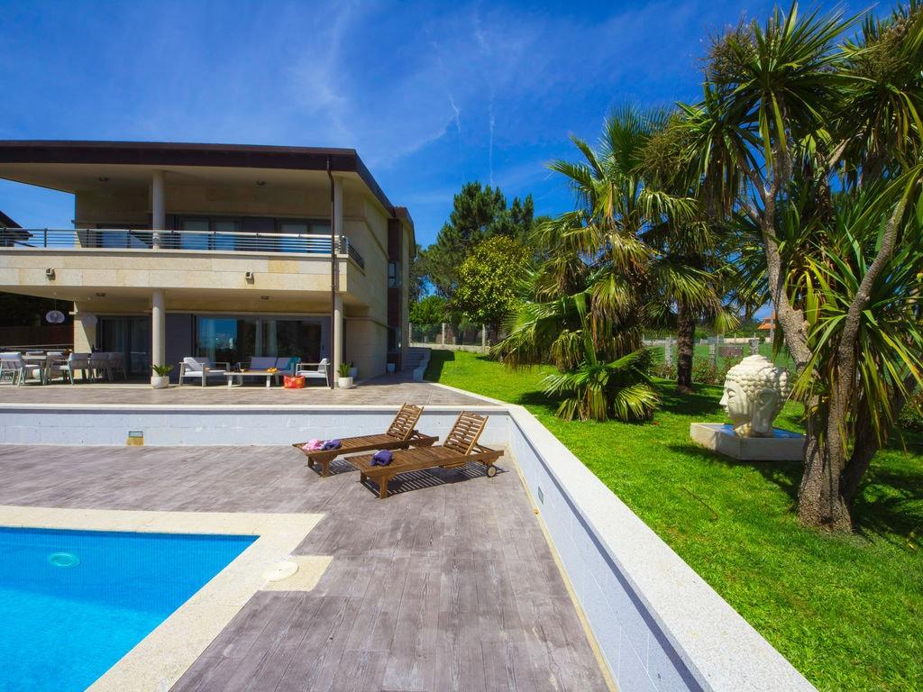 Ferienhaus Luxuriöses Ferienhaus mit Swimmingpool in Sanxenxo, Galicien (2571386), Adina, Rias Bajas, Galicien, Spanien, Bild 3