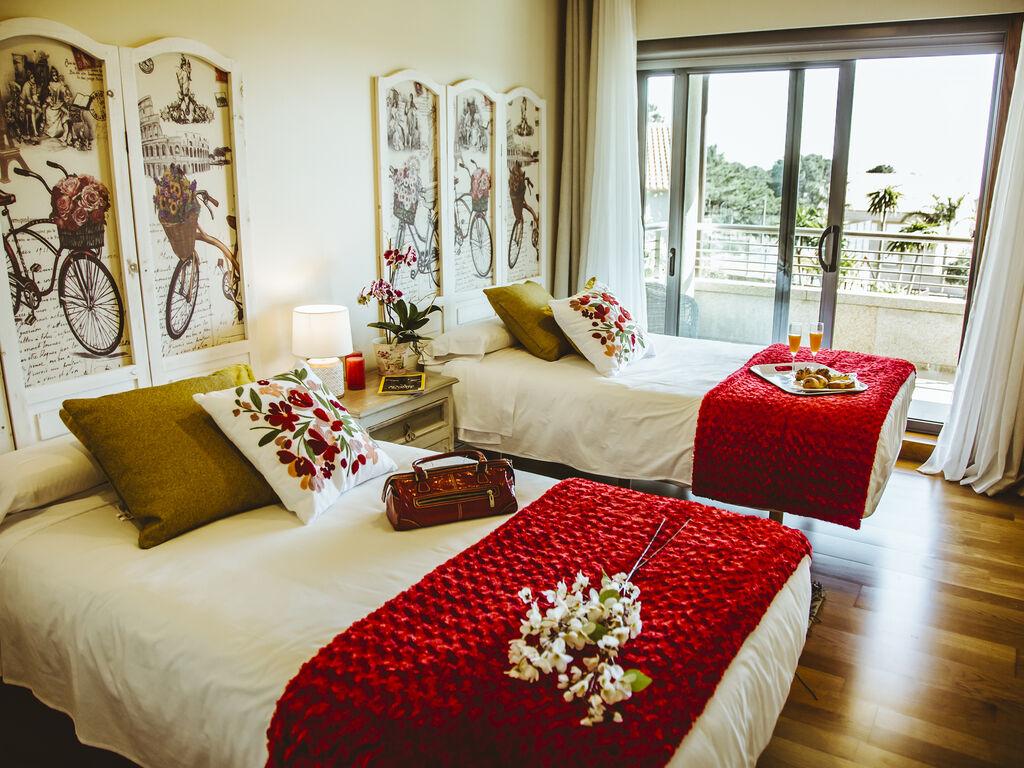 Ferienhaus Luxuriöses Ferienhaus mit Swimmingpool in Sanxenxo, Galicien (2571386), Adina, Rias Bajas, Galicien, Spanien, Bild 14