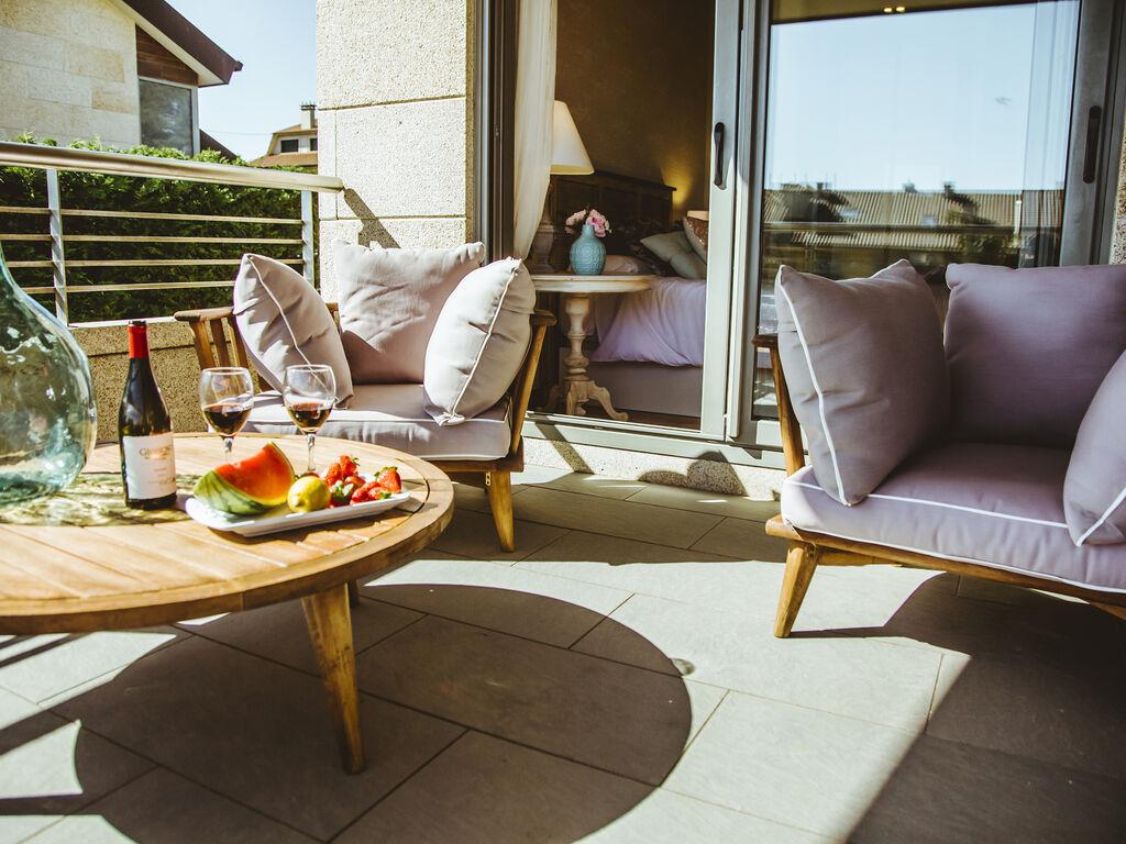 Ferienhaus Luxuriöses Ferienhaus mit Swimmingpool in Sanxenxo, Galicien (2571386), Adina, Rias Bajas, Galicien, Spanien, Bild 25