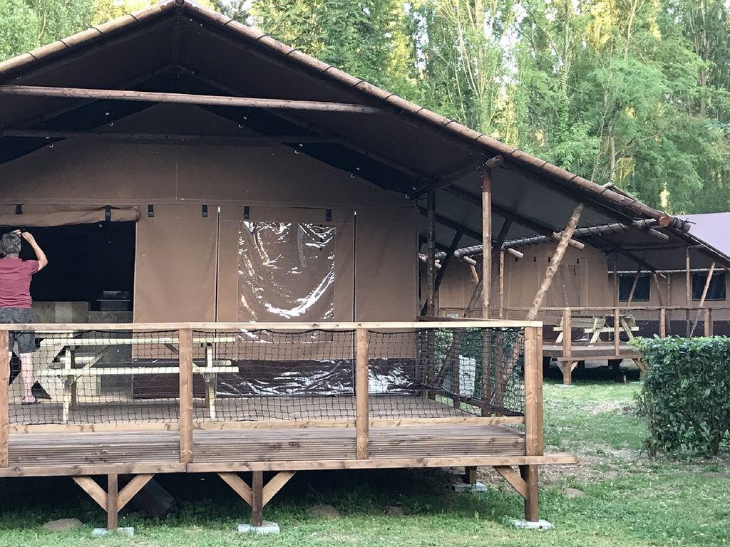 Ferienhaus Camping Le Soleil de Crécy 3 (2570198), Crécy la Chapelle, Seine-et-Marne, Paris - Ile de France, Frankreich, Bild 2