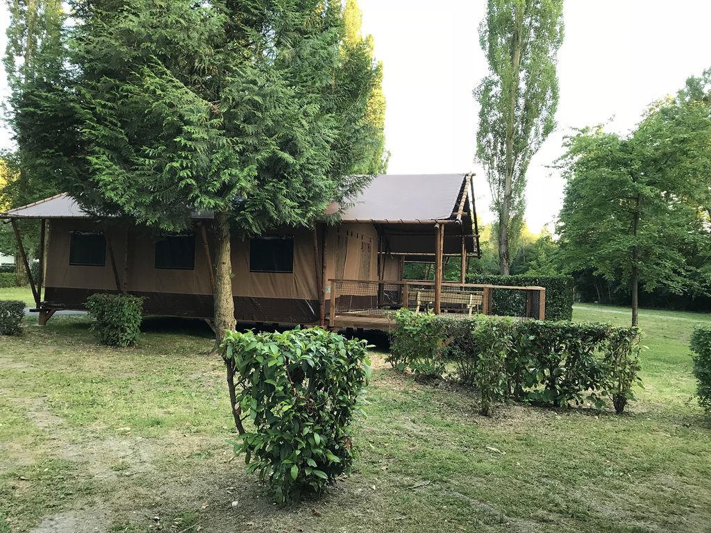 Ferienhaus Camping Le Soleil de Crécy 3 (2570198), Crécy la Chapelle, Seine-et-Marne, Paris - Ile de France, Frankreich, Bild 1