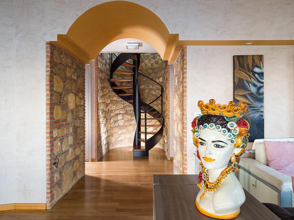 Ferienhaus Luce (2574527), Letojanni, Messina, Sizilien, Italien, Bild 17