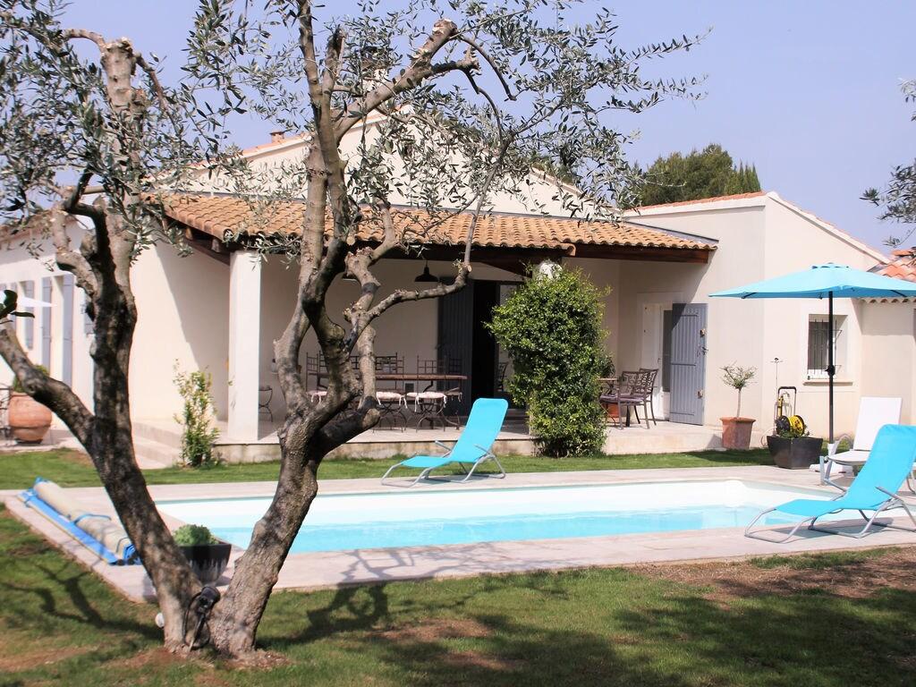 Holiday house Gemütliche Villa in Carpentras mit eigenem Pool (2607554), Carpentras, Vaucluse, Provence - Alps - Côte d'Azur, France, picture 1