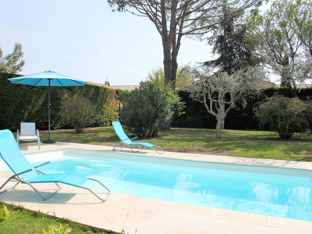 Holiday house Gemütliche Villa in Carpentras mit eigenem Pool (2607554), Carpentras, Vaucluse, Provence - Alps - Côte d'Azur, France, picture 2