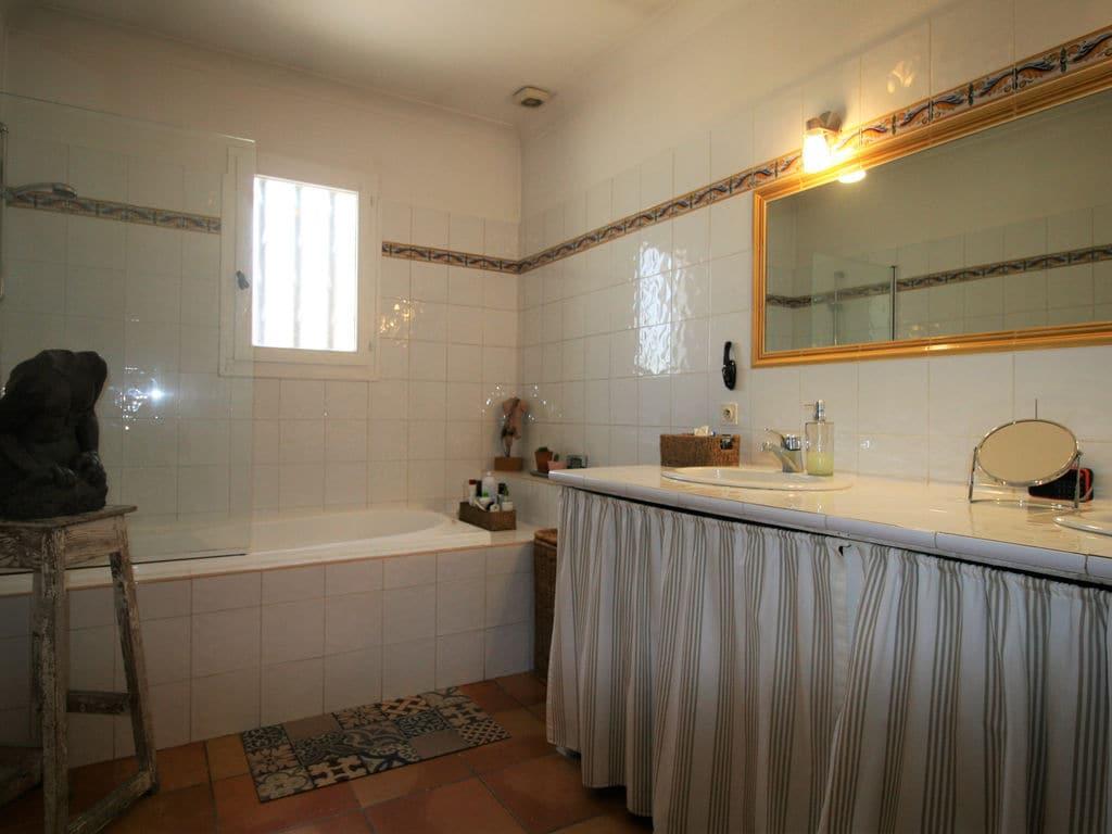 Holiday house Gemütliche Villa in Carpentras mit eigenem Pool (2607554), Carpentras, Vaucluse, Provence - Alps - Côte d'Azur, France, picture 10