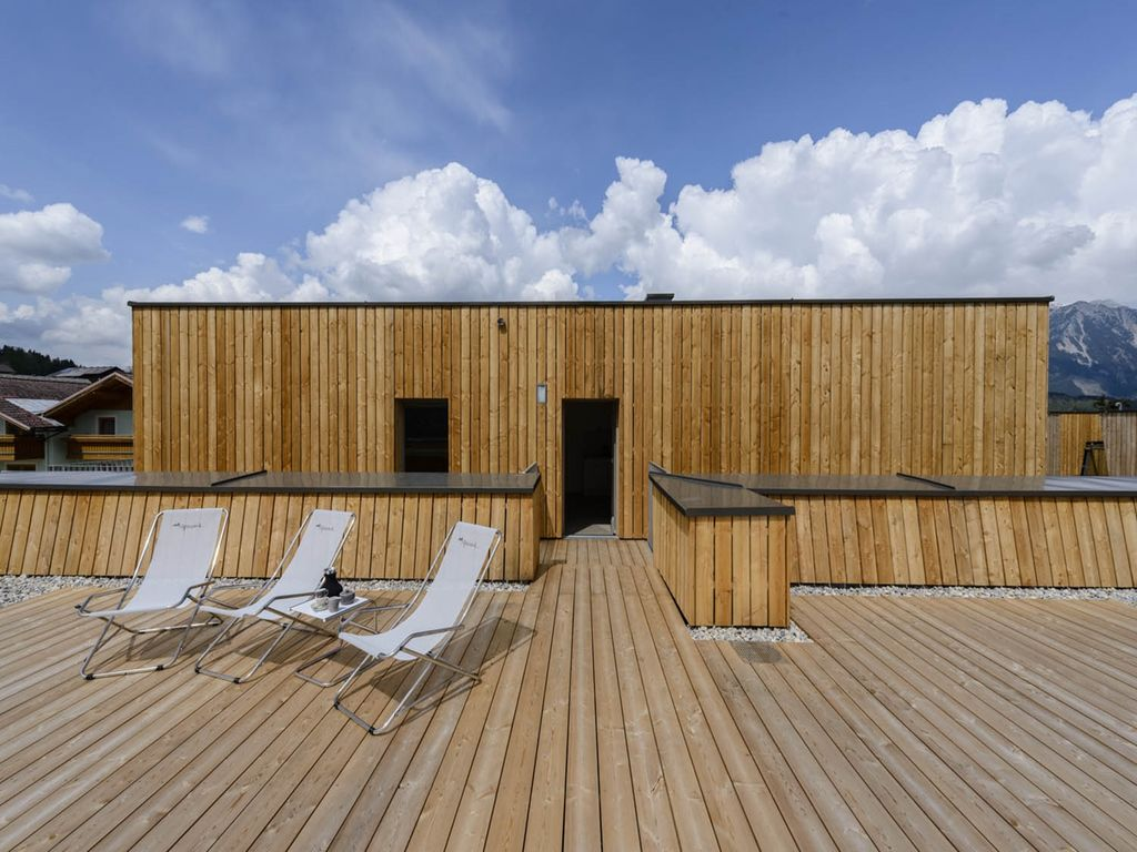 Ferienwohnung Ski-in-Ski-out-Apartment mit herrlichem Blick und Sauna (2584270), Rohrmoos-Untertal, Schladming-Dachstein, Steiermark, Österreich, Bild 4