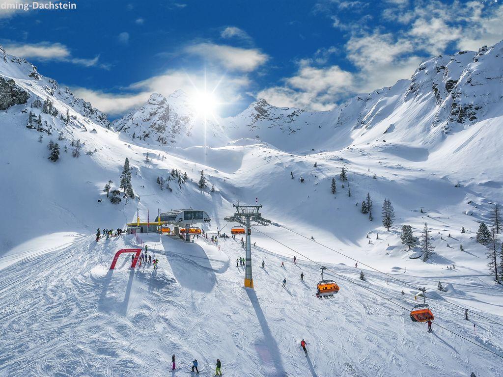 Ferienwohnung Ski-in-Ski-out-Apartment mit herrlichem Blick und Sauna (2584270), Rohrmoos-Untertal, Schladming-Dachstein, Steiermark, Österreich, Bild 20