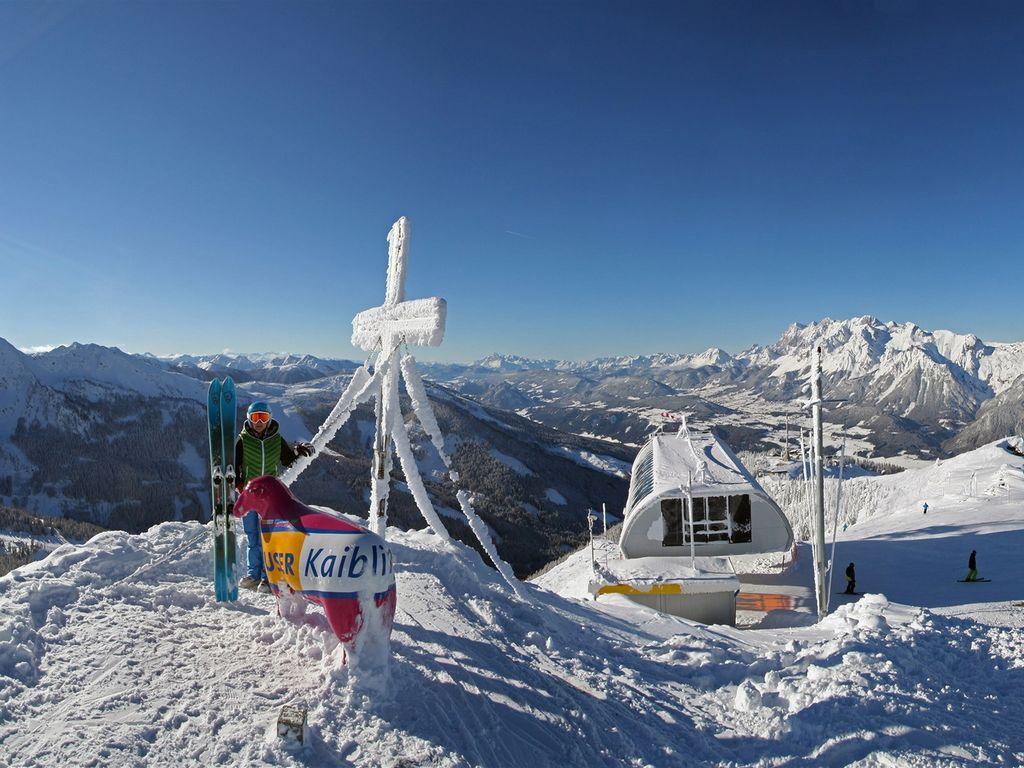 Ferienwohnung Luxuriöses Ski-in-Ski-out-Apartment mit eigener Sauna, direkt an der Piste (2584303), Rohrmoos-Untertal, Schladming-Dachstein, Steiermark, Österreich, Bild 22