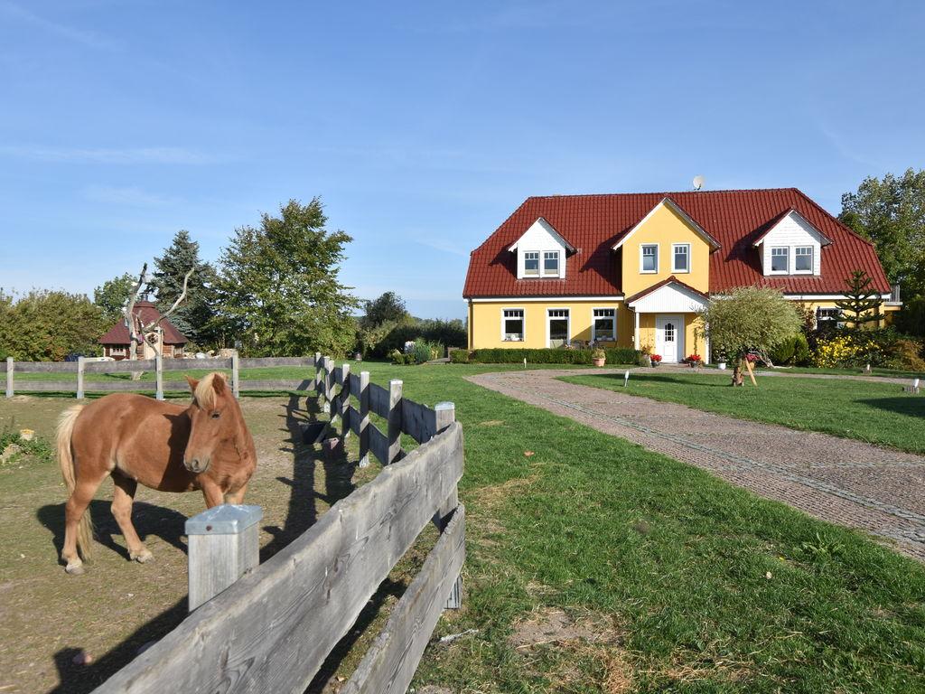 Ferienhof am Leuchtturm - Anlage mit Meerblick bis Ferienhaus an der Ostsee