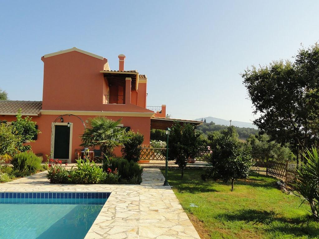 Ferienhaus Einladende Villa mit eigenem Pool auf Korfu (2611843), Paleokastritsa, Korfu, Ionische Inseln, Griechenland, Bild 2