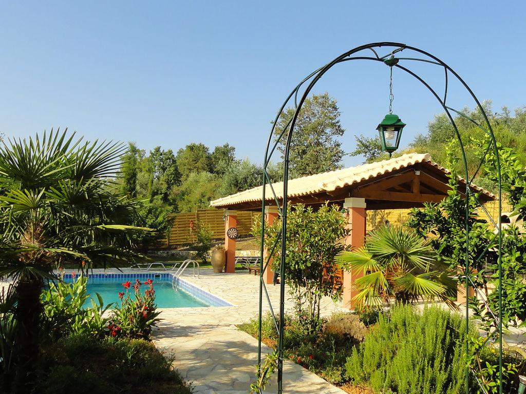 Ferienhaus Einladende Villa mit eigenem Pool auf Korfu (2611843), Paleokastritsa, Korfu, Ionische Inseln, Griechenland, Bild 8