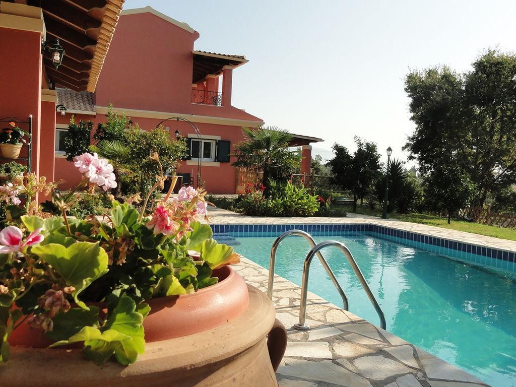 Ferienhaus Einladende Villa mit eigenem Pool auf Korfu (2611843), Paleokastritsa, Korfu, Ionische Inseln, Griechenland, Bild 6