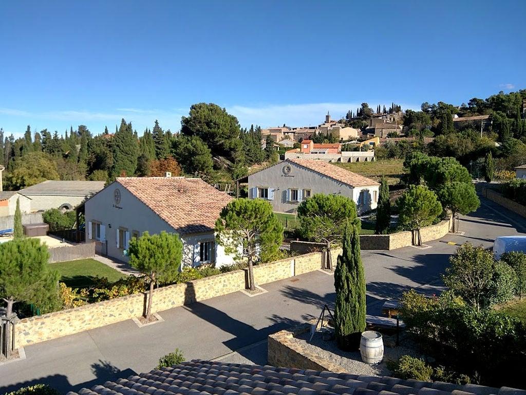 Maison de vacances Gemütliche Villa mit Jacuzzi in Montburn-des-Corbieres (2594646), Azille, Aude intérieur, Languedoc-Roussillon, France, image 24
