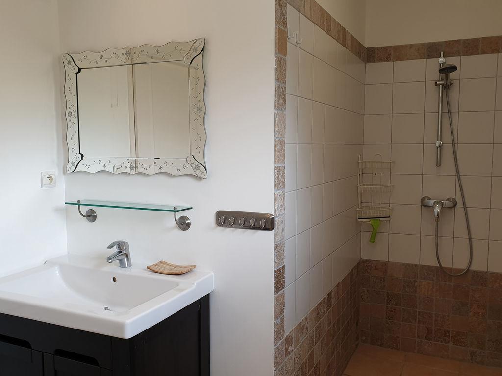 Maison de vacances Gemütliche Villa mit Jacuzzi in Montburn-des-Corbieres (2594646), Azille, Aude intérieur, Languedoc-Roussillon, France, image 16