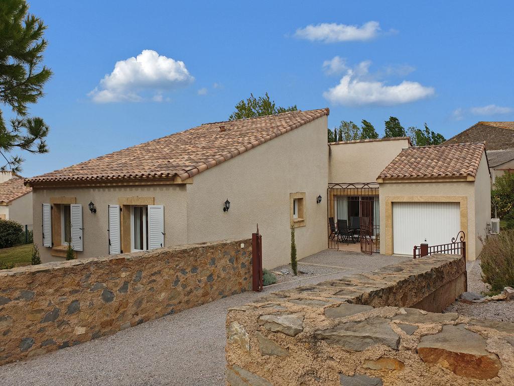 Maison de vacances Gemütliche Villa mit Jacuzzi in Montburn-des-Corbieres (2594646), Azille, Aude intérieur, Languedoc-Roussillon, France, image 6