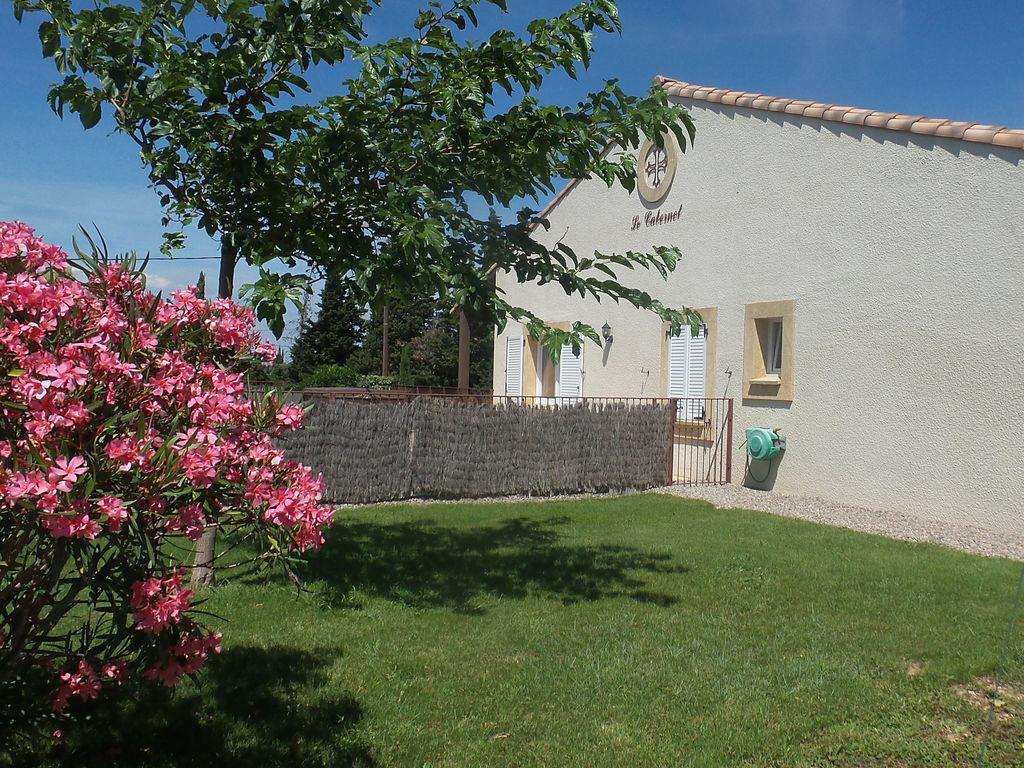 Maison de vacances Komfortable Villa mit Jacuzzi in Montburn-des-Corbieres (2597006), Azille, Aude intérieur, Languedoc-Roussillon, France, image 22