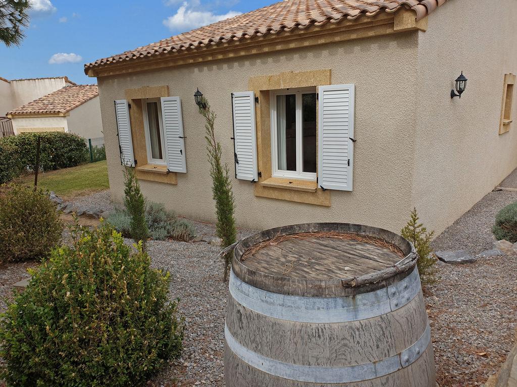 Maison de vacances Komfortable Villa mit Jacuzzi in Montburn-des-Corbieres (2597006), Azille, Aude intérieur, Languedoc-Roussillon, France, image 3