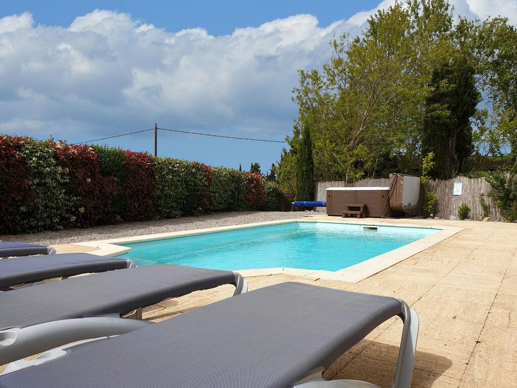 Maison de vacances Luxusvilla mit Jacuzzi in Montbrun-des-Corbieres (2597019), Azille, Aude intérieur, Languedoc-Roussillon, France, image 10