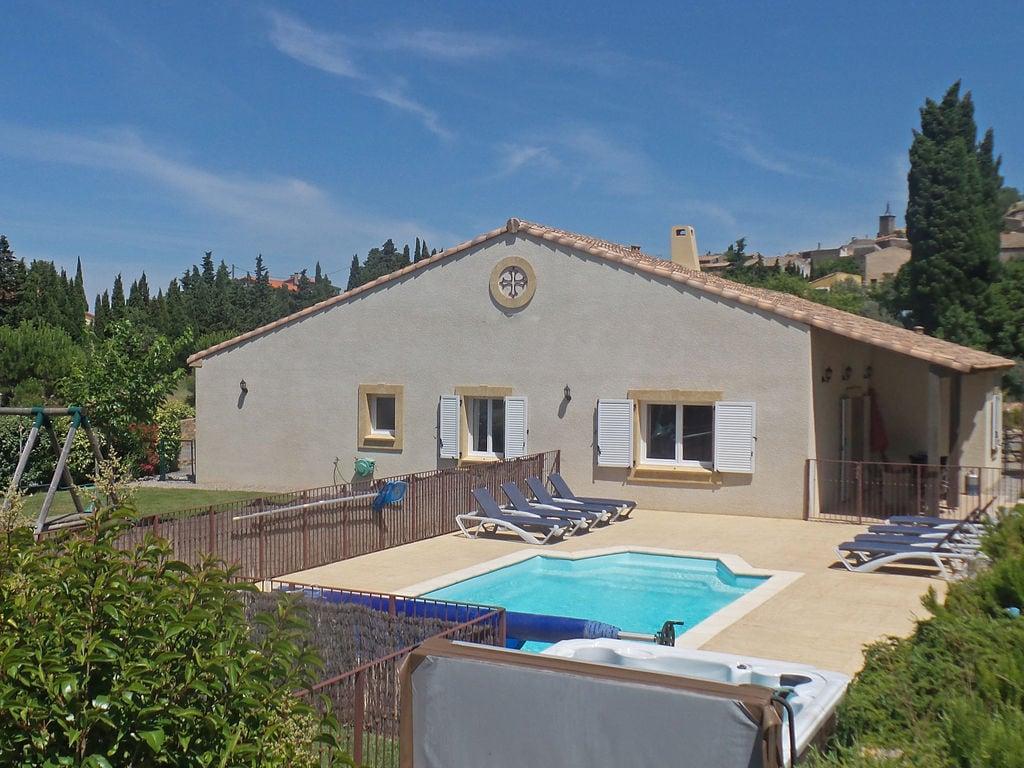 Maison de vacances Moderne haustierfreundliche Villa in Montburn-des-Corbieres (2597012), Azille, Aude intérieur, Languedoc-Roussillon, France, image 4