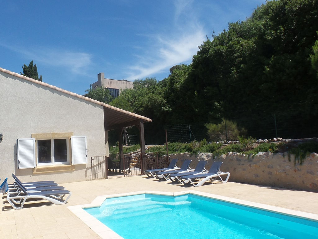 Maison de vacances Moderne haustierfreundliche Villa in Montburn-des-Corbieres (2597012), Azille, Aude intérieur, Languedoc-Roussillon, France, image 2
