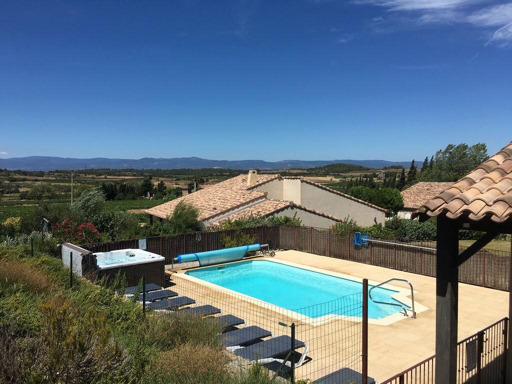 Maison de vacances Moderne haustierfreundliche Villa in Montburn-des-Corbieres (2597012), Azille, Aude intérieur, Languedoc-Roussillon, France, image 3