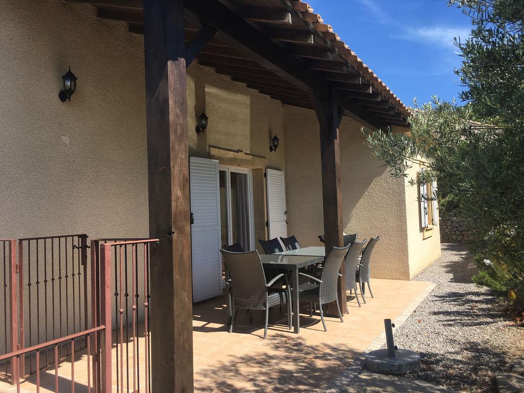 Maison de vacances Einladende Villa mit Pool in Montburn-des-Corbieres (2596999), Azille, Aude intérieur, Languedoc-Roussillon, France, image 17