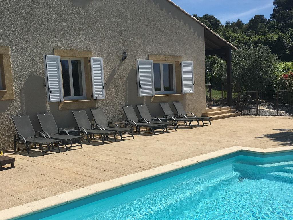 Maison de vacances Einladende Villa mit Pool in Montburn-des-Corbieres (2596999), Azille, Aude intérieur, Languedoc-Roussillon, France, image 5