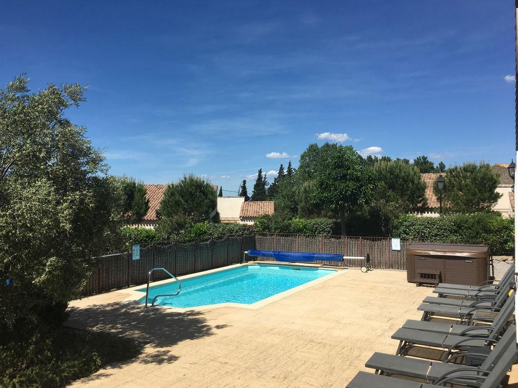 Maison de vacances Einladende Villa mit Pool in Montburn-des-Corbieres (2596999), Azille, Aude intérieur, Languedoc-Roussillon, France, image 7
