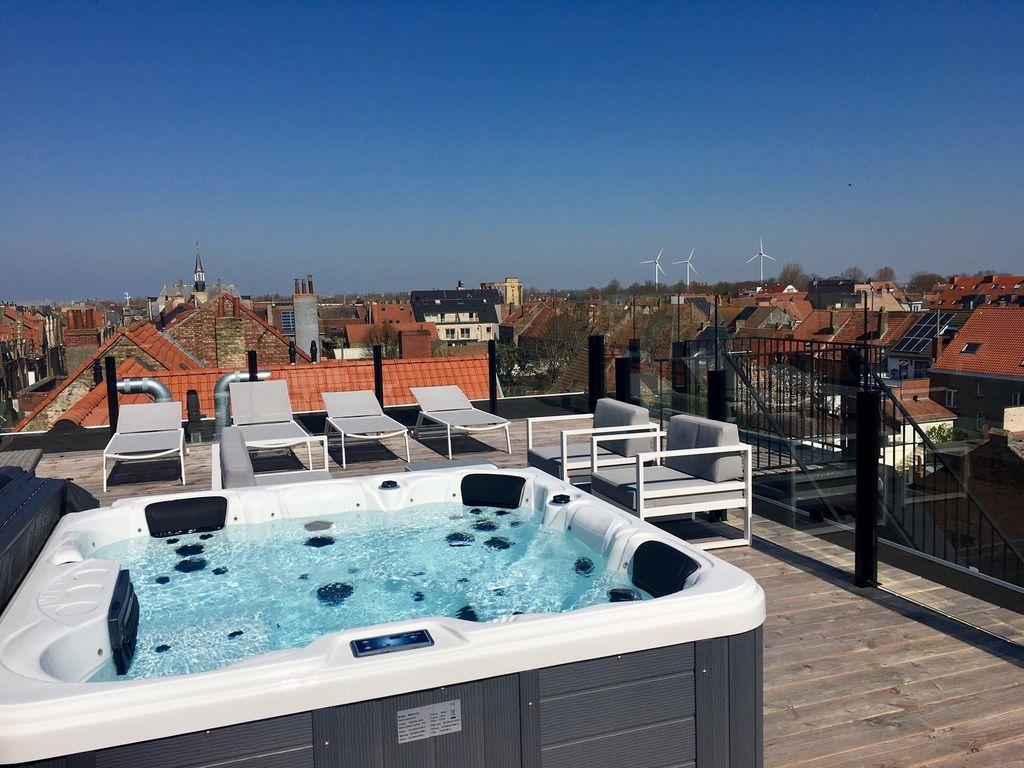 Ferienwohnung Loft De Oude Post (2605026), Nieuwpoort, Westflandern, Flandern, Belgien, Bild 1